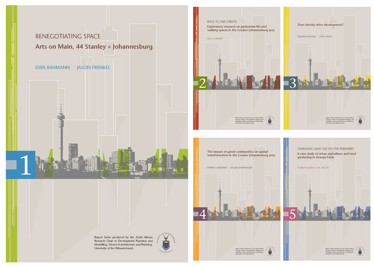 Wits Architecture reports